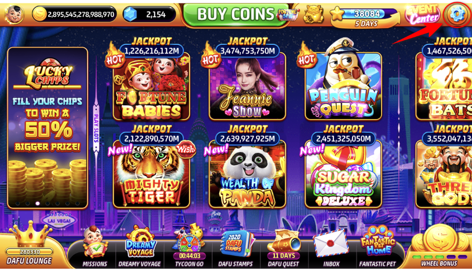 Keuntungan Bermain Game Slot Casino - Jackpot Mania